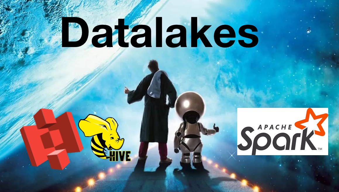 Not so big queries, hitchhiker's guide to datawarehousing with datalakes with Spark